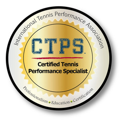 ITPA CTPSTennis Fitness Certification Logo