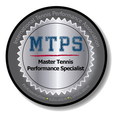 ITPA MTPS Tennis Fitness Certification Logo